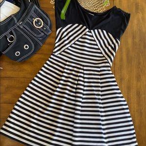 Olsenboye sleeveless dress